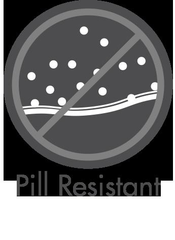 Pill Resistant